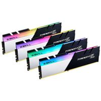 G.Skill Trident Z Neo Series RGB 128GB (4 x 32GB) DDR4-3200 PC4-25600 CL16 Quad Channel Memory Kit F4-3200C16D-128GTZN - Black