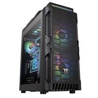Thermaltake Level 20 RS ARGB Tempered Glass ATX Mid-Tower Computer Case - Black