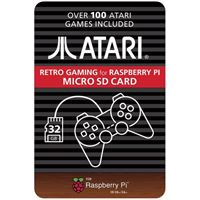 Atari Games SD Card