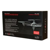 Propel HD Video Drone Quadcopter w/ HD Camera