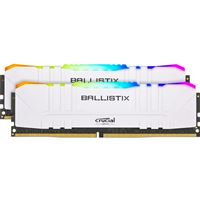 Crucial Ballistix Gaming RGB 16GB (2 x 8GB) DDR4-3200 PC4-25600...