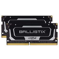 Crucial Ballistix 32GB DDR4-2666 (PC4-21300) CL16 Gaming Laptop Memory Kit (Two 16GB Memory Modules)