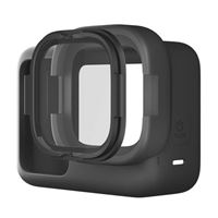 GoPro Rollcage Protective Sleeve + Replaceable Lens for HERO8 Black