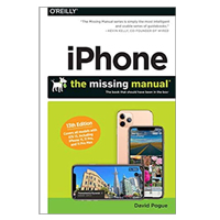 pragmatic IPHONE MISSING MANUAL 13