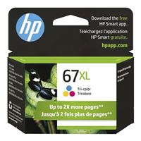 HP 67XL Tri-Color Ink Cartridge