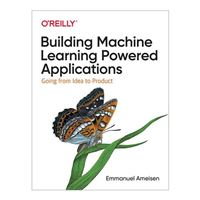 O'Reilly BUILDING MACH LEARN APPS