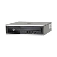 HP Compaq Elite 8300 Ultra Slim Desktop Computer (Refurbished)