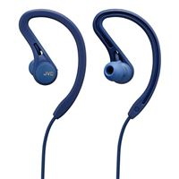 JVC Sport Wireless Earbuds - Blue