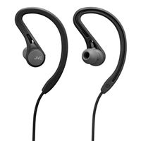 JVC Sport Wireless Earbuds - Black