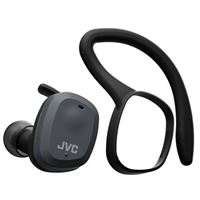 JVC Sports True Wireless Earbuds - Black