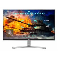 "LG 27UD68-W 27"" 4K UHD 60Hz HDMI DP FreeSync Color Calibrated IPS LED Monitor"