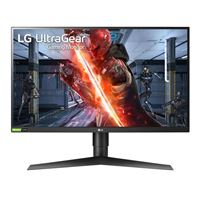 "LG UltraGear 27GN750 27"" FHD 240Hz HDMI DP FreeSync HDR Pre-Calibrated LED Gaming Monitor"