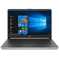 "HP 14-dq1025cl 14"" Laptop Computer Refurbished - Silver"