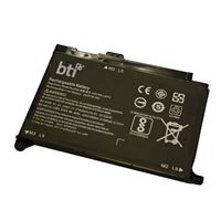 BTI BTI BP02XL-BTI 2-cell 7.7V 5350mAh Li-Ion Internal Notebook Battery for HP - COMPAQ Pavilion 15-AU, Pavilion 15-AW, Pavilion 15t-AU, Envy 15-AS, HP 14-AM, HP 15-AY, HP 15-BA, HP 15-BG, HP OMEN 17-X sereis