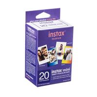 Fuji Instax Mini Instant Film Value Pack - 20 Pack