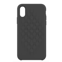 Arq1 Metric Case For iPhone XR - Black