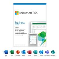 Microsoft 365 Business Standard - 1 Year, 1 Person