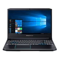 "Acer Predator Helios 300 PH315-52-78VL 15.6"" Gaming Laptop Computer Refurbished - Black"