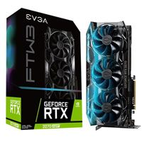 EVGA GeForce RTX 2070 Super FTW3 Overclocked Triple-Fan 8GB GDDR6 PCIe 3.0 Graphics Card