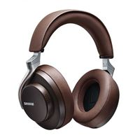Shure AONIC 50 Wireless Noise-Canceling Headphones - Dark Brown