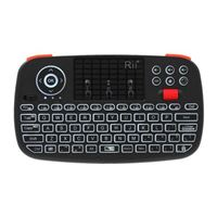 Riitek Mini Wireless Bluetooth Keyboard i4 w/ Touchpad