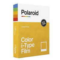 Polaroid Color Film for i-Type - 8 Pack