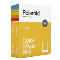 Polaroid Color Instant Film for i-Type 8 Exposures - Double Pack