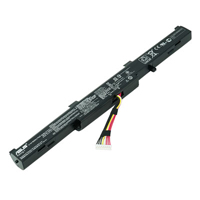 DR. Battery Laptop/Notebook Battery Replacement for Asus A41N1611 0B11000470000 0B110-00470000 A41LP4Q ROG GL553VD ROG GL553VE ROG GL553VW