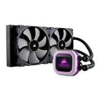 Corsair Hydro Series H115i PRO 280mm RGB Water Cooling Kit (Refurbished)