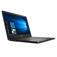 "Dell Latitude 3400 14"" Laptop Computer - Black"
