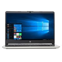 "HP 14-dq1045cl 14"" Laptop Computer Factory Refurbished - Silver"