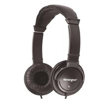 Kensington Hi-Fi Headphones - Black