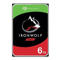 "Seagate IronWolf 6TB 5400RPM SATA III 6Gb/s 3.5"" Internal NAS..."