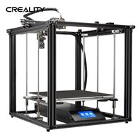 CrealityEnder 5 Plus 3D Printer with Touch Screen and Glass Bed