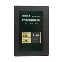 "Inland Professional 512GB 3D TLC NAND SATA 3.0 6.0 GB/s 2.5"" Internal SSD"