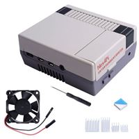 52Pi NES Style Case for Raspberry Pi 4B