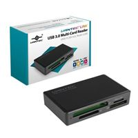 Vantec UGT-CR615 USB 3.0 Multi-Card Reader UHS-II, SD 4.0, Multi-LUN