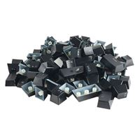 Glorious PC Gaming Race Mechanical Keyboard Keycaps - Black
