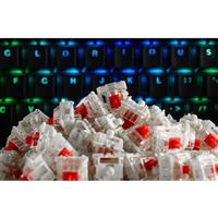Glorious PC Gaming Race Gateron Red Switches 120 pack