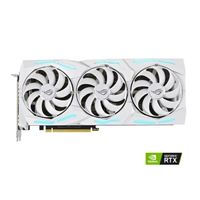 ASUS ROG Strix White GeForce RTX 2080 Super Overclocked Triple-Fan 8GB GDDR6 PCIe 3.0 Graphics Card