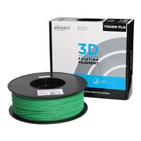 Inland 1.75mm Green Tough PLA 3D Printer Filament - 1kg Spool (2.2 lbs)