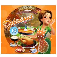 Legacy Games Amazing Time Management Games: Delicious 10-Pack