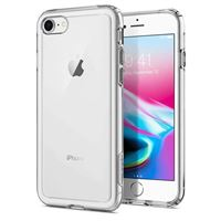 Spigen Slim Armor Crystal Case for iPhone 8/ 7 - Clear Crystal
