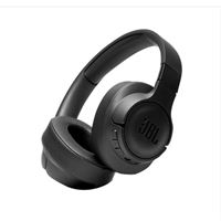 JBL Tune 700BT Over Ear Wireless Headphones - Black
