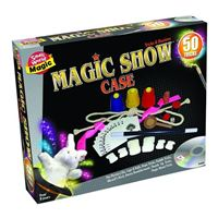 Small World Toys Magic Show Case 50 Tricks
