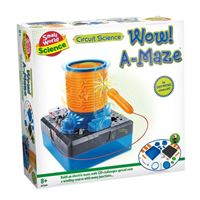 Small World Toys Circuit Science WOW! A-MAZE