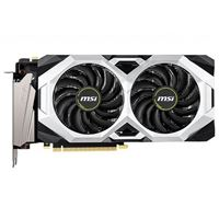 MSI Ventus GeForce RTX 2070 Super Overclocked Dual-Fan 8GB...