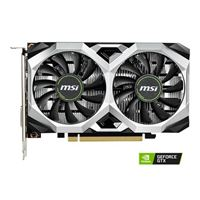 MSI Ventus XS GTX 1650 Overclocked Dual-Fan 4GB GDDR6 PCIe Graphics Card
