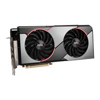 MSI Radeon RX 5600 XT Gaming X Dual-Fan 6GB GDDR6 PCIe 4.0 Graphics Card