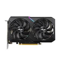 ASUS Dual Mini GeForce GTX 1660 Super Overclocked Dual-Fan 6GB GDDR6 PCIe 3.0 Graphics Card